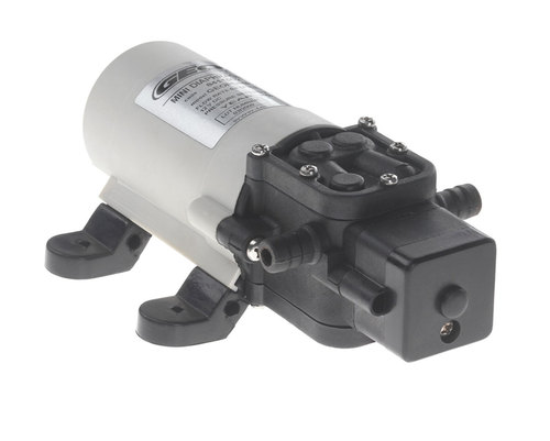 ELECTRIC PUMP WITH 2 DIAPHRAGMS