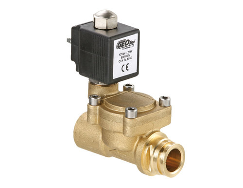ELECTRIC SOLENOID VALVE WITH QUICK FITTING