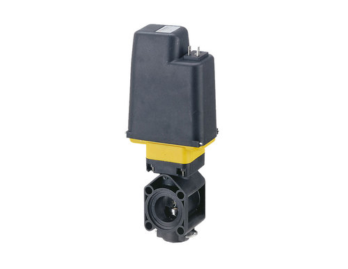 ELECTRIC VOLUMETRIC CONTROL VALVE
