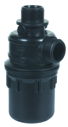 SUCTION FILTER 1 1/4'' WITHOUT SLUICE