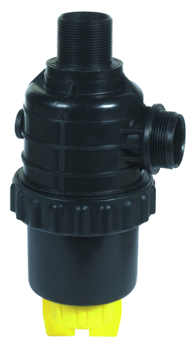 SUCTION FILTER 1 1/2'' WITH VALVE