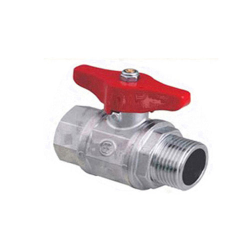 BALL VALVE WITH FLY NUT