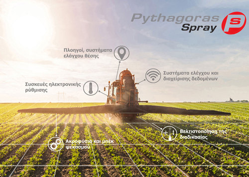<p>Precision spray</p>