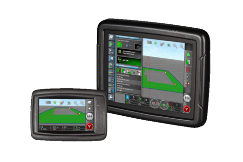 GPS SYSTEMS FOR CROP SPRAYER